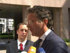 El Eurogrupo retrasa el desembolso de fondos a Grecia