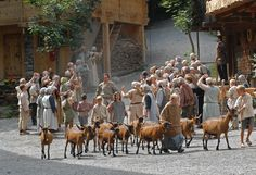 Our culture and customs tip of this week is the William Tell open-air theatre, the story of the Swiss National Hero.