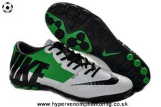 more photos 8bf55 bd43d Sale Discount Nike Bomba II Elastico Nike Astro Turf White Green Black The  Most Flexible Shoes