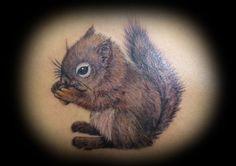 squirrel+tattoo | Sabse Reddragon: Squirrel 2 | Tattoos von Tattoo-Bewertung.de