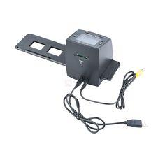 Digital Monochrome 35mm Negative Slide Film Scanner