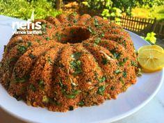 Bu Kısır Başka Armenian Recipes, Turkish Recipes, Ethnic Recipes, Salad Recipes, Dessert Recipes, Turkish Kitchen, Food Picks, Appetizer Salads, World Recipes