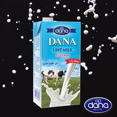 Don't forget your glass of milk today. Uht Milk, Tetra Pak, Plastic Bottles, Glass Of Milk, Don't Forget, Life, Plastic Squeeze Bottles