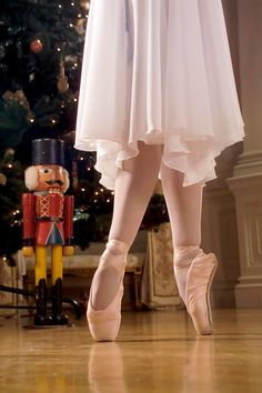 "Scenes from ""The Nutcracker"" -- Join us on Tuesday, November 19 at 6:00 p.m., when the Ballet Theatre of Dover will present scenes from their upcoming performance of ""The Nutcracker!"""