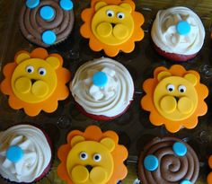 Cupcakes for kid's