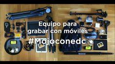 Equipo para grabar con móvil #Mojoconedc Smartphone, Iphone, Nerf, Journalism, Kit, To Tell, Printmaking, Journaling, Pictures