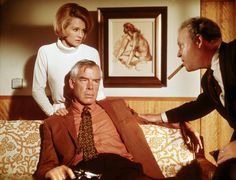 A quemarropa- Angie Dickinson, Lee Marvin, Carroll O'Connor