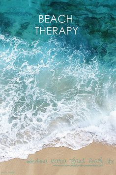 tumblr photo - beach therapy | Flickr - Photo Sharing!
