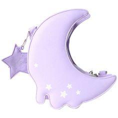 Amazon.com: U like Harajuku Novelty Lolita Girls Handbag Sailor Moon... ($30) ❤ liked on Polyvore featuring bags
