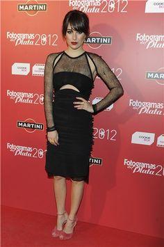 Blanca Suarez. premios fotogramas de plata 2013