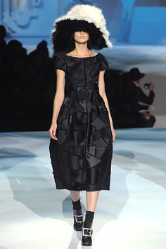 Marc Jacobs Fall RTW 2012 at New York Fashion Week