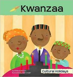 Kwanzaa by Sheila Anderson. E HOLIDAY AND