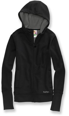 Burton North Star Fleece Hoodie - Womens - 2012 Closeout at REI-OUTLET.com