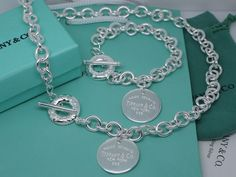 TIFFANY Fashion Lively Ladies jewelrys(A Set)