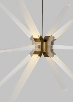 Photon 34 Chandelier Details   LBL Lighting