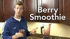 How to Make a Berry Smoothie-Transform Your Kitchen-Episode #17