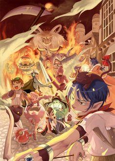 Promotional Illustration