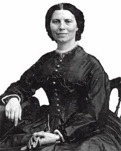 Clara Barton.1821–1912, American humanitarian, organizer of the American Red Cross, b. North Oxford (now Oxford), Mass. She taught school (1839–54) and clerked in the U.S. Patent Office before the outbreak of the Civil War. She then established a service of supplies for soldiers and nursed in army camps and on the battlefields. She was called the Angel of the Battlefield.