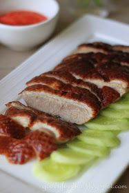 Eat Your Heart Out: Recipe: Crispy-skin Chinese Roast Duck 烤鸭 Chinese Duck Recipe, Chinese Roast Duck, Chinese Food, Chicken Salad Recipe With Almonds, Roasted Duck Recipes, Asian Food Channel, Almond Chicken, Good Roasts, Chicken Stir Fry