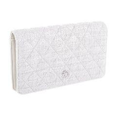 Chanel Spring Summer 2013 Chanel purse white duffel
