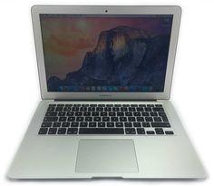 MacBook Air 13 inch M2011. Technisch in top conditie, 6 maanden garantie. In originele doos geleverd voor 799,- Model Nummer: A1369 RAM: 4.0 GB Harde schijf: SSD 256GB #ikfix @ikfix