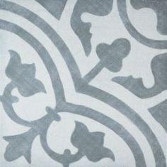 Vintage Patchwork Mix Tiles Tiles from - Tons of Tiles Floor Patterns, Tile Patterns, Statement Wall, Grey Tiles, House On A Hill, Vintage Designs, Tile Floor, Mosaic, Flooring