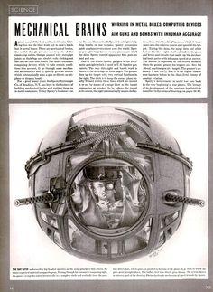 1943 ... ball- turret | Flickr - Photo Sharing!