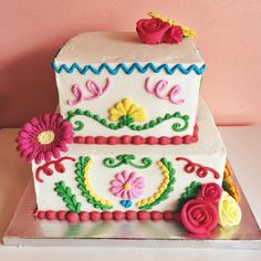 is a full service bakery located in the heart of downtown New Braunfels and focuses on producing quality baked goods completely from scratch daily. Mexican Fiesta Cake, Mexican Party, Mexican Cakes, Mexican Style, Mexican Theme Baby Shower, Mexican Birthday Parties, Fiesta Theme Party, Cake Gallery, Holiday Cakes