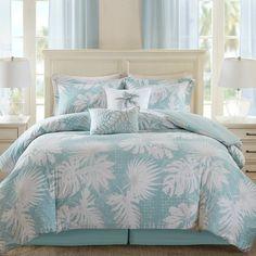 Harbor House Palm Grove 6 Piece Comforter Set & Reviews | Wayfair.ca