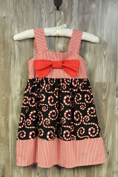 CLEARANCE SALE  Size 4 only  Girls Christmas by 246GirlsDresses