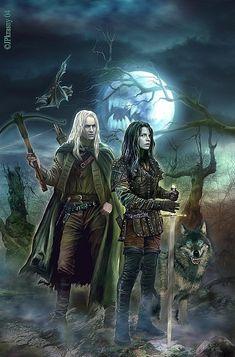 Jan Patrik Krasny - sci-fi and fantasy book covers gallery Medieval Fantasy, Dark Fantasy, Fantasy Art, Fantasy Races, Fantasy Warrior, Dracula, Werewolf Hunter, Pathfinder Character, Fantasy Book Covers