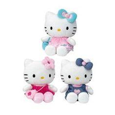Hello Kitty Assortiment Peluches Beanie 15 Cm (24)