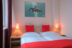bedroom at MEININGER Hotel Hamburg City Center