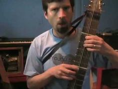 Greg Howard - two-handed bass tapping on The Stick