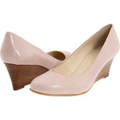 Calvin Klein Yana EO322 | Super cute & comfy with perfect heel height for women who walk a lot.