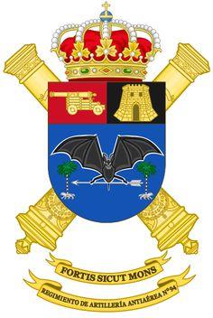 RAAA 94- Regimiento de Artillería Anti aérea Nº 94