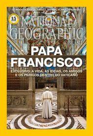 Capa da edição de agosto de 2015 de National Geographic Brasil