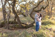 Sacramento Engagement Photography by TréCreative http://trecreative.com Gibson Ranch Engagement  Country