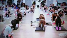 Butt-sculpting workout from Tracy Anderson