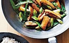 Chicken Yakitori Rice Bowl Recipe - Details, Calories, Nutrition Information | RecipeOfHealth.com