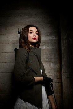 Teen Wolf, Allison Argent