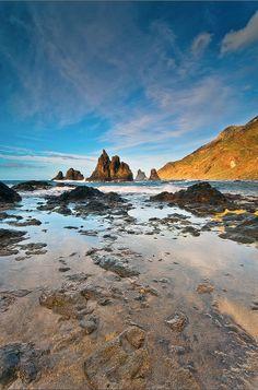 Almáciga, Santa Cruz de Tenerife (National Geographic)