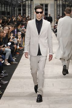 CERRUTI 1881 PARIS SS 14 Men's Fashion Show - Look 8