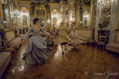 Día de la Danza 2016 con la compañía de Danza Histórica Esquivel a ritmo de Boccherini