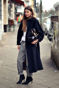 MAJA WYH making menswear inspired pants look cool