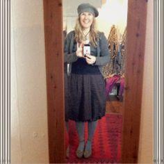 The Little Black Dress Challenge: Day 32 | Lulu? C'est Moi!