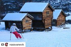 Hva med Geilo i helgen? #reiseblogger #reiseliv #reisetips  #Repost @nassvanevik with @repostapp  I farten på Geilo.  У кого сейчас морозы сильные? У нас сегодня -3 а при нашей влажности чувствуется как -15…