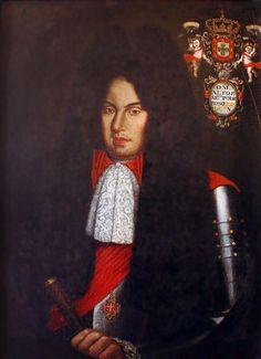 """A Monarquia Portuguesa 1683 - 1706 D. Pedro II """"O Pacífico"""" (26 Abril 1648 Lisboa-9 Dezembro 1706 Lisboa) Casou com D. Maria Francisca de Sabóia e com D. Maria Sofia de Neuburgo"""