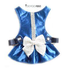 Blue Tuxedo Dog Harness Fancy Velvet Choke Free | Etsy Blue Tuxedos, Dog Pattern, Dog Harness, Velvet, Fancy, Pets, Trending Outfits, Vintage, Free