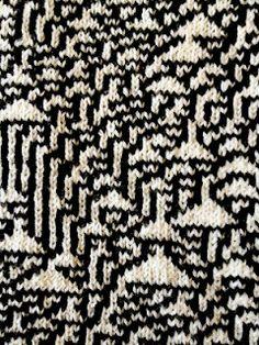 Nerdy knitting. Gotta LOVE it!